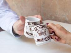 Las tazas que dieron nombre al primer restaurante de la familia