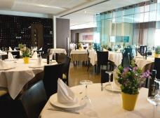 Salón del restaurante Matola