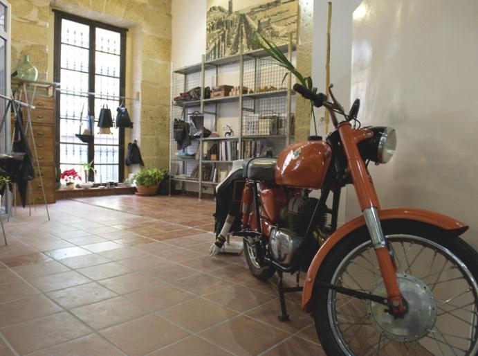 Motocicleta del año 1961